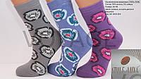Женские носки махровые Стиль люкс Ж30   Ж30-034