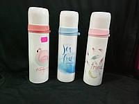 Термос  Фламинго  0,5 л, фото 1