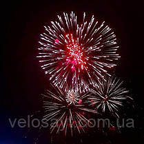 """Фейерверк """"АРСЕНАЛ"""" 36 выстрелов СУ 50-36, фото 2"""