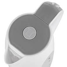 Электрочайник пластиковый Adler AD 1208 white 1,8 литр, фото 3