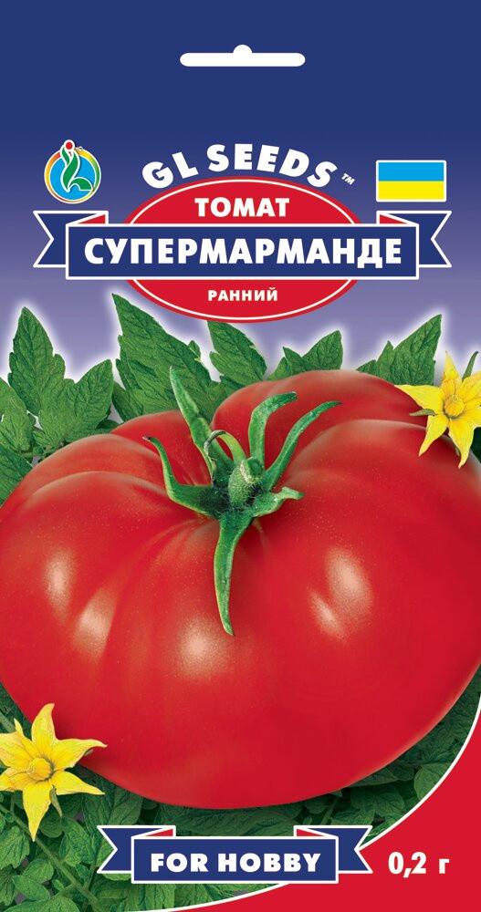 Семена Томата Супермарманде (0.2г), For Hobby, TM GL Seeds