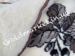 Одеяло Меховое двухстороннее Евро размер 200*220см. 925грн