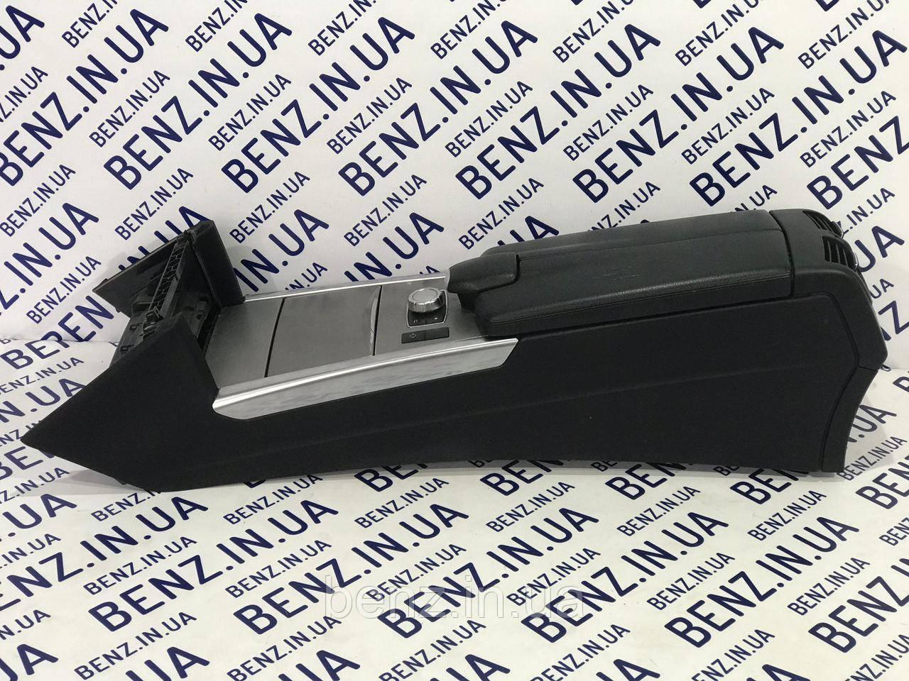 Центральный тонель / консоль W212 рестайл A2126809650 / A2126801052