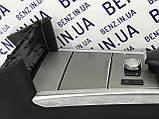 Центральный тонель / консоль W212 рестайл A2126809650 / A2126801052, фото 2