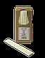 Трубочка бумажная B.A.R. 197x6 мм, 250 шт. Желтая звезда (2138), фото 3