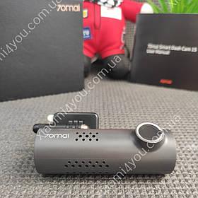 Автомобильный регистраторXiaomi 70mai Smart Dash Cam 1S WiFi Car DVR (Midrive D06)