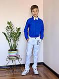 Белые брюки Armani для мальчика, фото 5