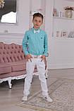 Белые брюки Armani для мальчика, фото 7