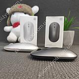 Бесшумная Мышь Xiaomi Mi Elegant Mouse Wireless/Bluetooth Metallic Edition Fashion, фото 2