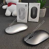 Бесшумная Мышь Xiaomi Mi Elegant Mouse Wireless/Bluetooth Metallic Edition Fashion