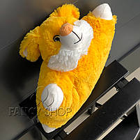 "Іграшка подушка - трансформер ""Зайчик"", Мягкая подушка ""Зайка"" В249/0, фото 3"