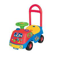Каталка толокар для детей Микки Маус Bambini ORIGIANL Разноцветный