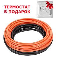 Нагрівальний кабель RATEY RD1 2400 Вт, 131 м, 13.1-16.4 м2, фото 1
