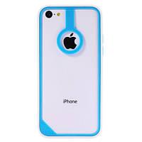 Бампер Baseus New Age iPhone 5C yellow/blue