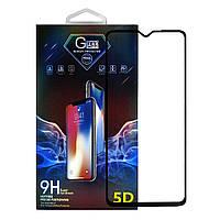 Защитное стекло Premium Glass 5D Full Glue для Vivo Y19 Black