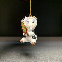 Підвіска на ялинку Корівка 192-088
