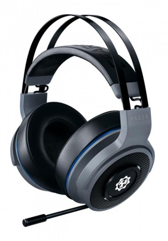 Bluetooth-гарнитура Razer Thresher Wireless Gears of War 5 for Xbox One (RZ04-02240200-R3M1)