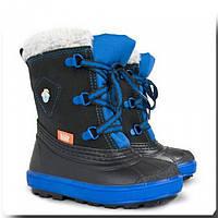Сапоги зимние для мальчика Demar BILLY синие. Размеры 20-29, фото 1
