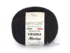 Etrofil Virginia, Антрацит №016