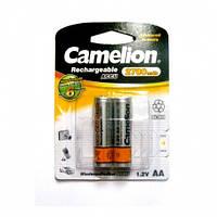 Аккумулятор Camelion R6 AA 2700 mAh Ni-MH, 1.2V