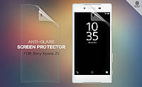 Защитная пленка Nillkin для Sony Xperia Z5 матовая, фото 1