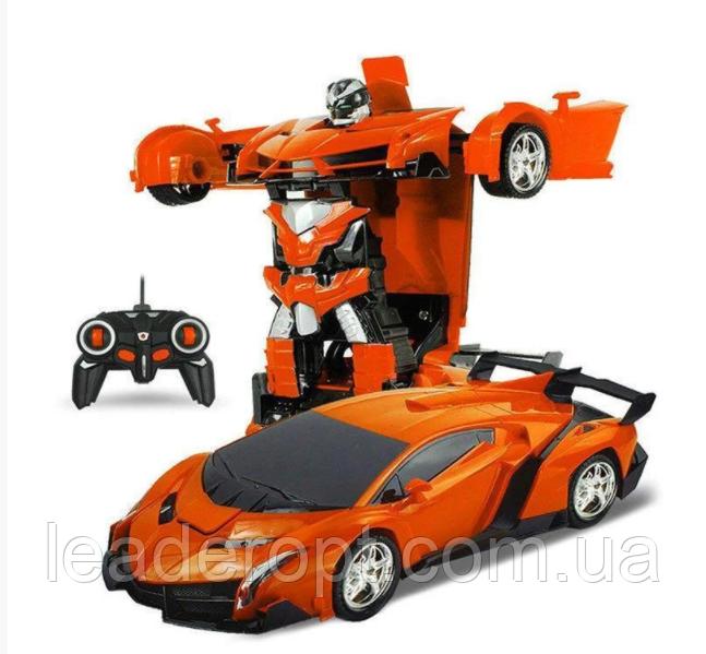 ОПТ ОПТ Машинка Трансформер Lamborghini Car Robot Size 1:12