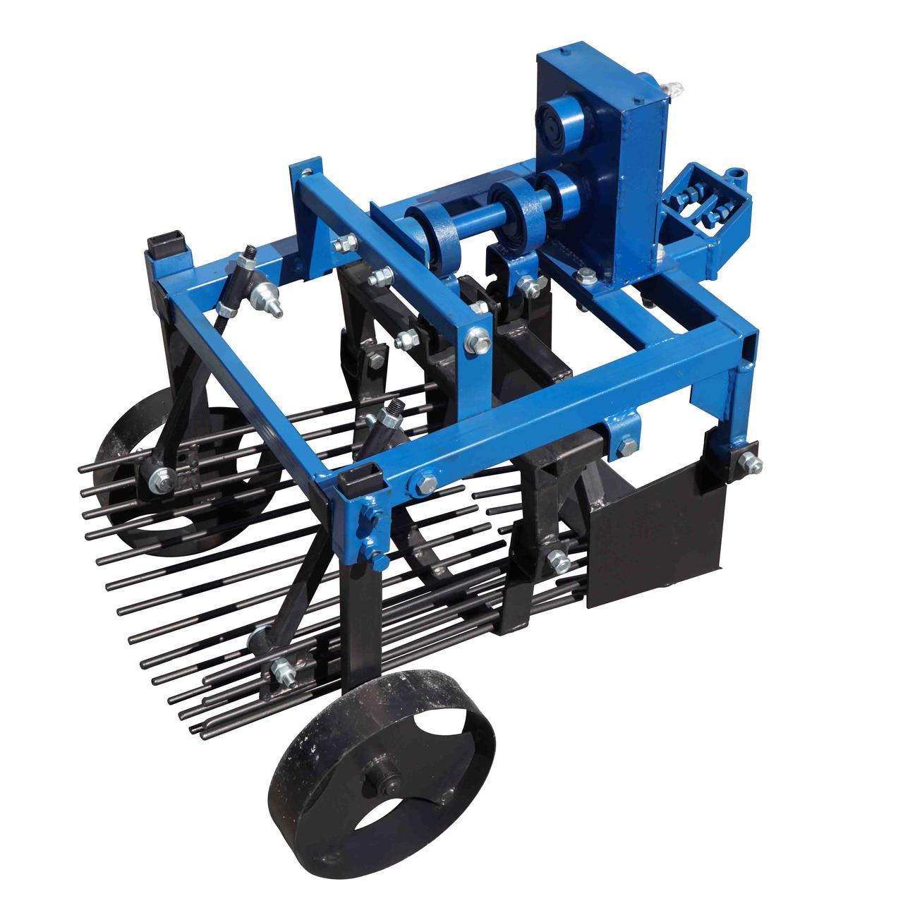 Картофелекопатель вибрационный  ZIRKA-105  под ВОМ (без карданного вала) (КК17)