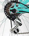 Електричний велосипед Maxxter CITY (light blue), фото 4