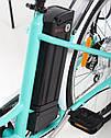 Електричний велосипед Maxxter CITY (light blue), фото 8