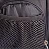 Рюкзак городской в стиле VICTORINOX Swiss Gear A522GR серый, фото 3