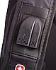 Рюкзак городской в стиле VICTORINOX Swiss Gear A522GR серый, фото 2