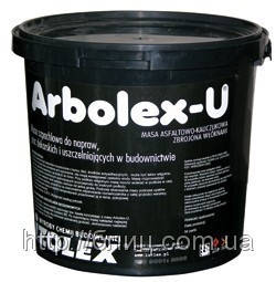 Arbolex-U (Арболекс-У) наносится до -15С (ведро - 10кг)