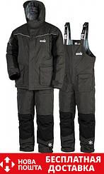 Зимний костюм для рыбалки Norfin ELEMENT Gray   (-20) XL