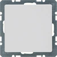 Заглушка без цоколя с центральной панелью, полярная белизна, «Q.1»/«Q.3»/«Q7» 10096089