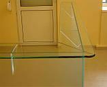 Ресепшн из стекла, фото 4