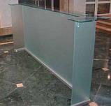 Ресепшн из стекла, фото 5
