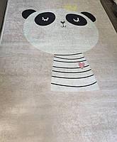 Ковер детский, 100 х 160 см, King panda, Турция