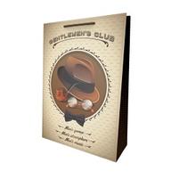 Пакет подарочный Sabona 27,5*39*10 см Сабона ПВ 0935