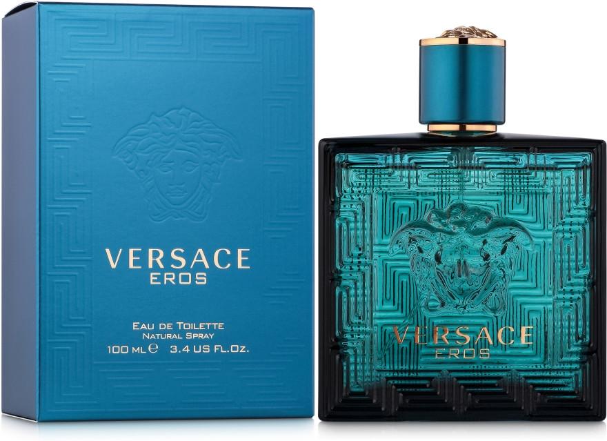 Чоловічий аромат Versace EROS