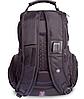 Рюкзак міський в стилі VICTORINOX Swiss Gear 8861BK чорний, фото 3