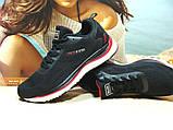 Кроссовки мужские BaaS Trend System - М черно-красные 46 р., фото 3