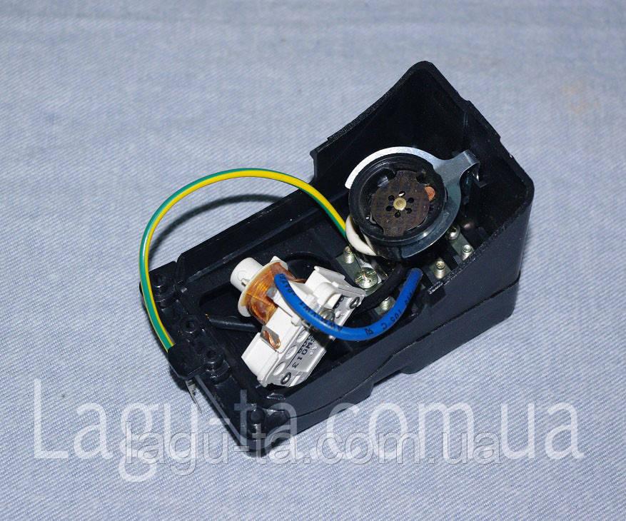 Реле пусковое в сборе с реле тока для компрессора Aspera, аспера. MTRP 0026-36