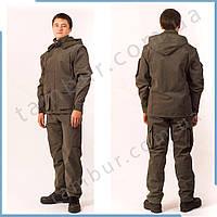Демисезонный костюм Softshell для рыбалки и охоты (элитный)
