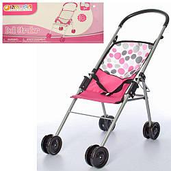 Детская прогулочная летняя коляска Hauck D-82409 для кукол