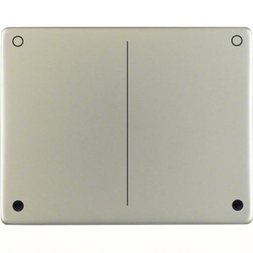 Кнопка для универсального нажимного диммера, нержавеющая сталь, ARSYS