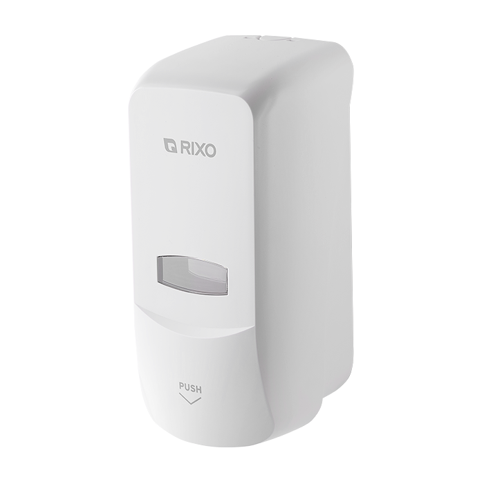 Дозатор жидкого антисептика и дезинфицирующих средств Rixo Grande S369WS