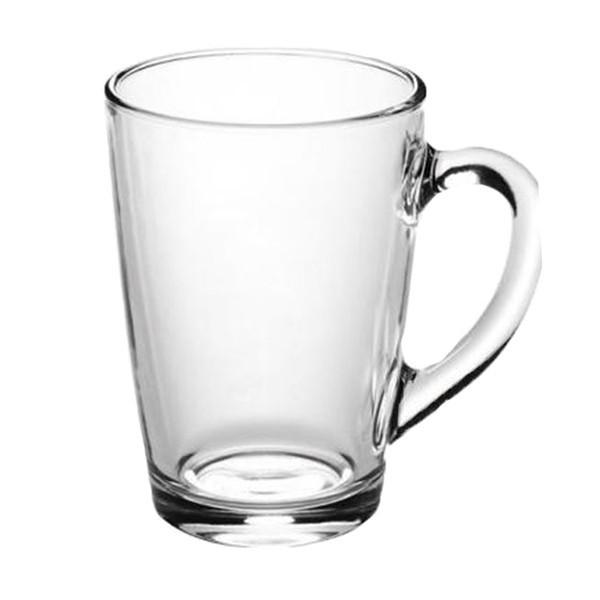 """Чашка стеклянная Luminarc """"С добрым утром""""  320мл."""
