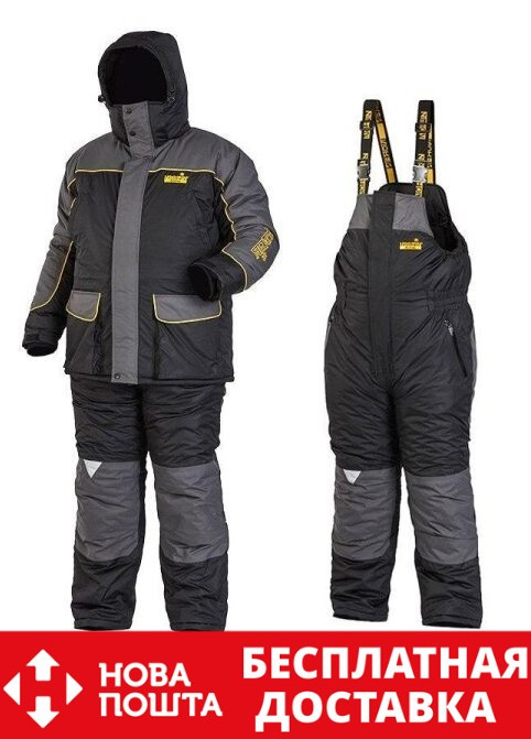 Зимний костюм для рыбалки Norfin Atlantis (-35°) 438004-XL