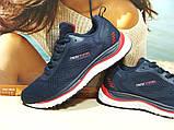 Кроссовки мужские BaaS Trend System - М сине-красные 43 р., фото 3
