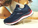 Кроссовки мужские BaaS Trend System - М сине-красные 44 р., фото 6